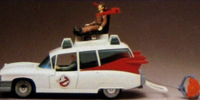 Action Vehicle: Ecto-1 Vehicle