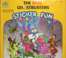 The Real Ghostbusters: Sticker Fun