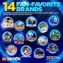 Lego Dimensions Brands Promo 12-15-2015