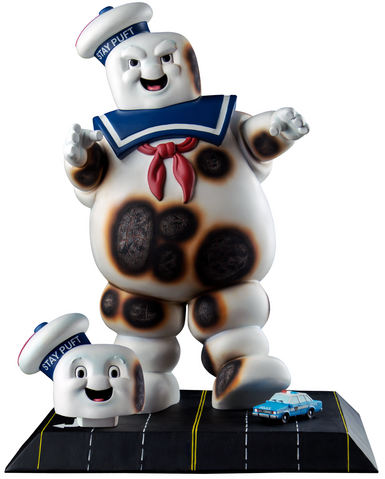 File:GhostbustersSTAYPUFTMARSHMALLOWMANBURNTVARIANT18LIMITEDEDITIONSTATUEByIkonCollectablesSc02.png