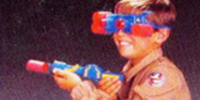 Toy Weapon: Ecto-Popper and Ecto-Goggles
