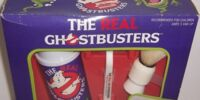 The Real Ghostbusters Hygiene Products By DuCair Bioessence Inc.