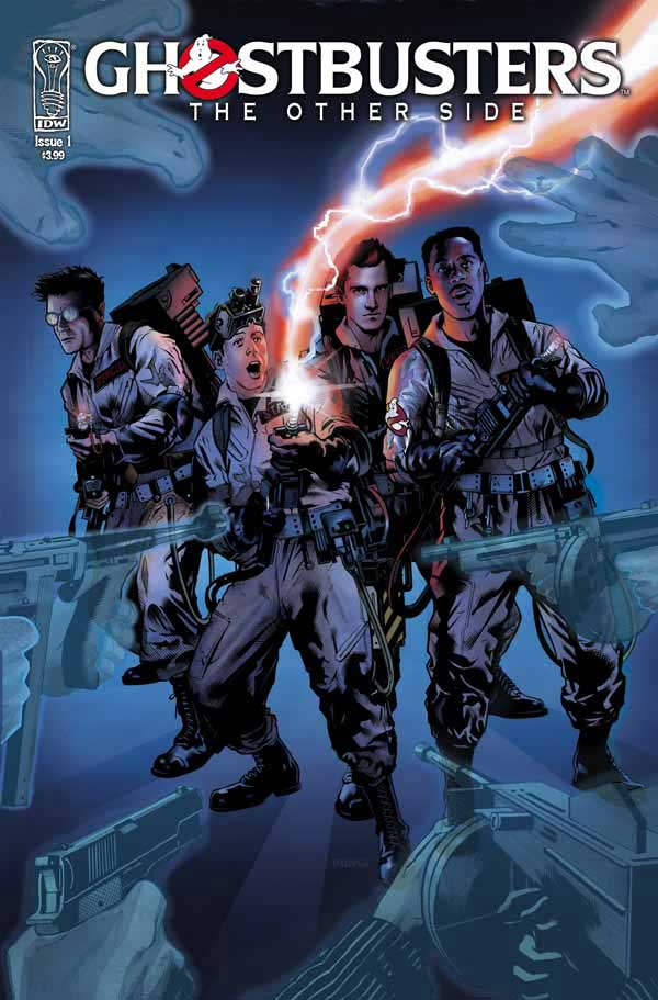 Idw Publishing Comics The Other Side 1 Ghostbusters