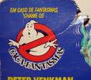 Caça-Fantasmas Toy Line