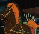 Simon Quegg's Horse and Buggy