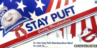 Stay Puft Marshallow Products Line (Kingsway)