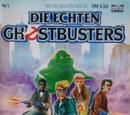 Die Echten Ghostbusters Bastei Comics