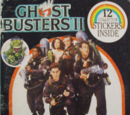 Ghostbusters II (sticker book)