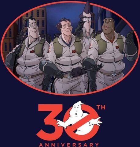 File:Ghostbusters30thAnniversaryByDanSchoening.jpg