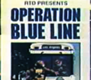 Operation Blue Line, Starring: Teenage Mutant Ninja Turtles