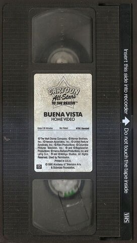 File:Cartoon All-Stars VHS tape.jpg