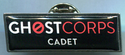 GhostCorps Cadet Pin
