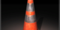 Patrelli's Mischievous Traffic Cone