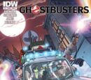 IDW Publishing Comics- Ghostbusters 1