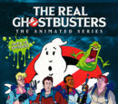The Real Ghostbusters Sony 2016 DVD Series