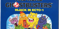 The Real Ghostbusters Book Including Pop-Up Model Series