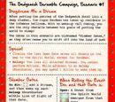 The Sedgewick Scramble Campaign