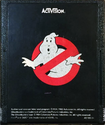 GhostbustersActivisionAtari2600Cartridge