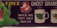 The Real Ghostbusters Ghost Grabbing Mug