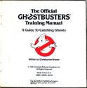 The OfficialGhostbustersTrainingManualStickerBookbyantiochSc02