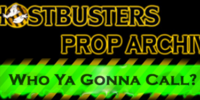 Ghostbusters Prop Archive (Fan Site)