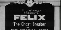 The Ghost Breaker (Felix short)