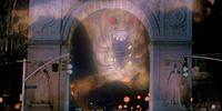 Washington Square Ghost
