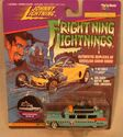 Johnny Lighting Ecto1A BlueGreen1