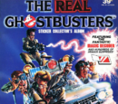 The Real Ghostbusters: Sticker Collector's Album (Diamond Publishing Inc.)