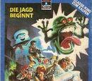 Die Echten Ghostbusters VHS