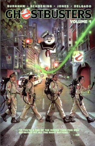 File:GhostbustersVolume1FrontCover.jpg