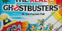The Real Ghostbusters: at the Forever Fair