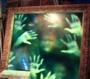 Ghost Portal Mirror