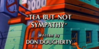 Tea but not Sympathy