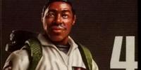Mattel: 6″ Winston Zeddemore