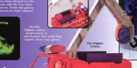 Action Vehicle: Fire Frighter Vehicle (unreleased)