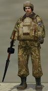 Russian Soldier 20