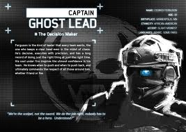 Ghost Lead