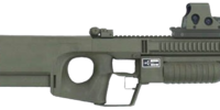 Modular Rifle-Caseless