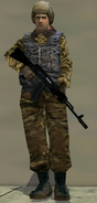 Russian Soldier 22