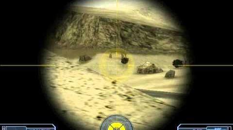 Tom Clancy's Ghost Recon- Desert Siege - Torn Banner