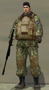 Russian Soldier 19
