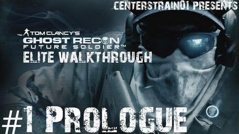 Ghost Recon- Future Soldier - Elite Walkthrough - Part 1 - Prologue