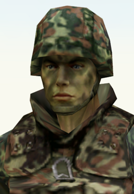 Klaus Henkel face