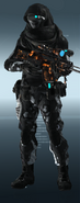 HLW Recon Scan