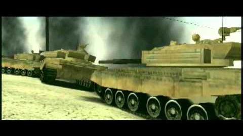 Tom Clancy's Ghost Recon- Desert Siege Ending Cutscene (2002)