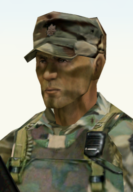 Harold Gordon face