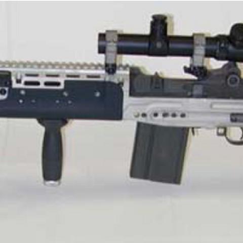 M14 Sniper Rifle