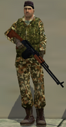 Russian Soldier 14