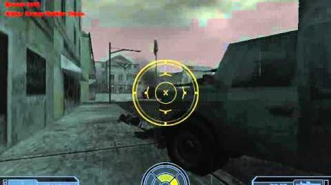 Tom Clancy's Ghost Recon (2001) - Fever Claw